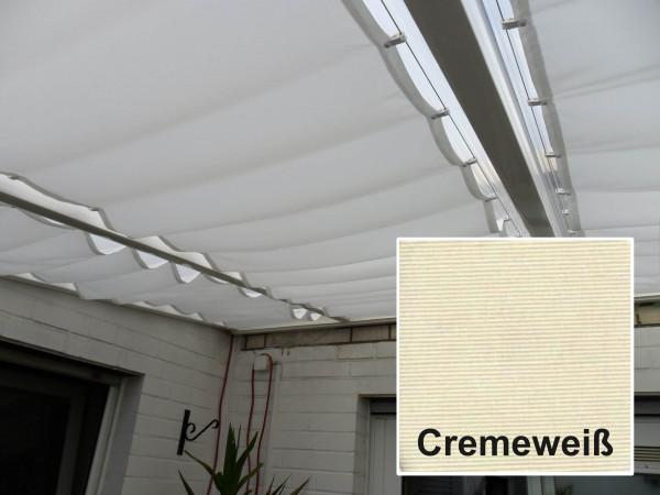 Sonnensegel für Terrassenüberdachung und Wintergarten